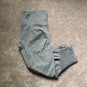 Old Navy grey active leggings